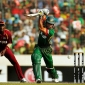 ওয়েস্ট ইন্ডিজের বিপক্ষে -ব্যাটিংয়ে বাংলাদেশ