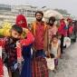 নোয়াখালীর ভাসানচর থেকে পালাচ্ছে রোহিঙ্গারা