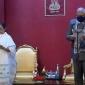 তৃতীয় বারের মতো পশ্চিমবঙ্গের মুখ্যমন্ত্রী হিসেবে শপথ নিলেন মমতা